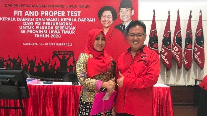 Keponakan Gubernur Khofifah Dituding Calon Boneka di Pilkada Surabaya, Begini Reaksi Keras Ning Lia