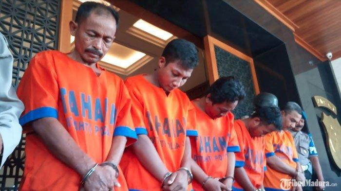 Karena Intelijen, Sidang Kasus Pembakaran Markas Polsek Tambelangan Sampang Digelar di Surabaya