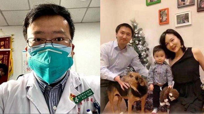 Puisi yang Ditulis Penemu Virus Corona asal China Sebelum Tutup Usia,Kalimat Terakhirnya Jadi Viral