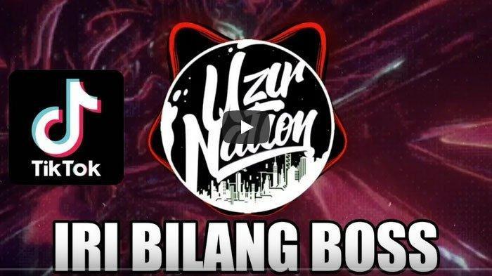 Download Lagu MP3 DJ Bale Bale Iri Bilang Bos Remix, Viral di TikTok, Dilengkapi Lirik Lagu