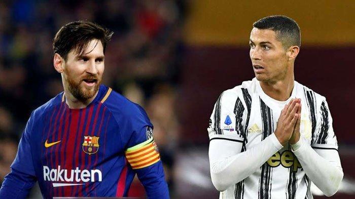 Beda Nasib, Lionel Messi Terima Kartu Merah Perdana Hingga Cristiano Ronaldo Jadi Pemain Tokcer