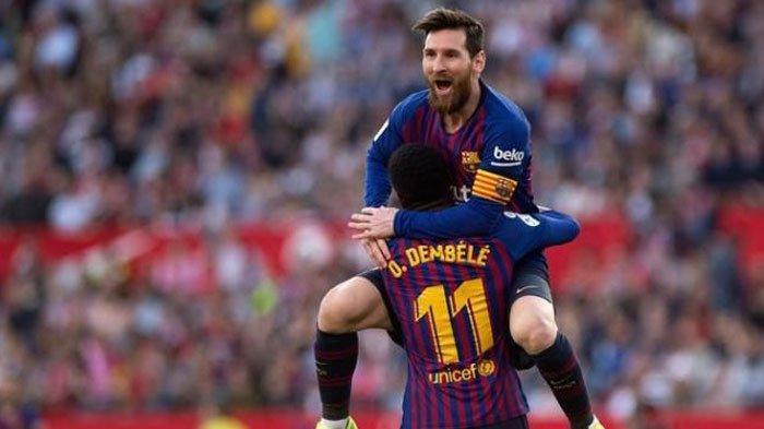 Barcelona Berikan Kabar Buruk untuk Manchester United, Ousmane Dembele Jadi Makin Sulit Dikejar?