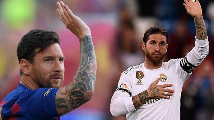Lionel Messi Disebut Pantas Jadi Rekan Setim Sergio Ramos di PSG, Jadi Peluang Menarik? Simak Alasan