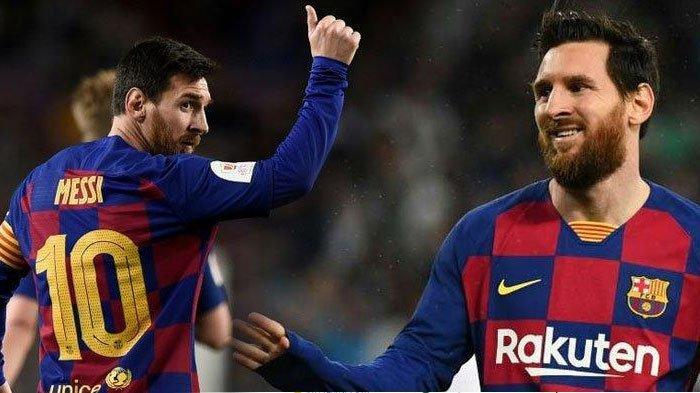 Demi Barcelona, Lionel Messi Rela Potong Gaji 50% untuk Kontrak 5 Tahun, Nilai Transfernya Fantastis