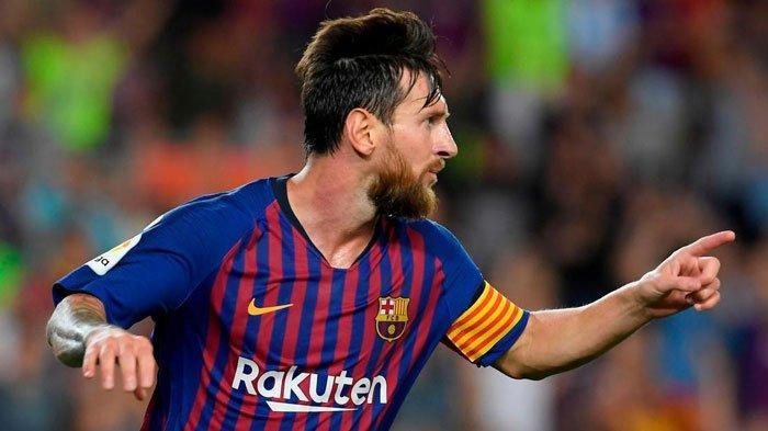 Cara Manchester City Rayu Lionel Messi Agar Mau Pindah dari Barcelona, Pakai Cara Beda dari PSG?