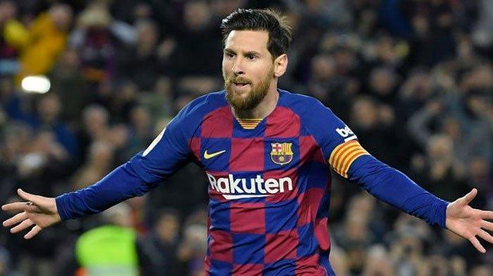 Manchester City Gerak Cepat, Lionel Messi Jadi Gratis Manchester City Langsung Sodorkan Tawaran?