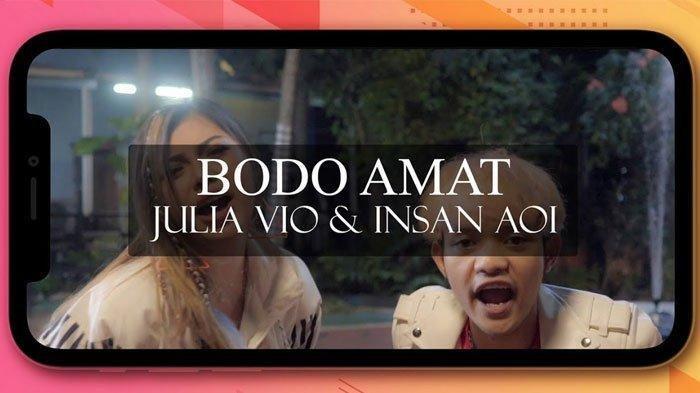 Lirik Lagu Bodo Amat yang Viral di TikTok, Dinyanyikan Nagita Slavina & Raffi Ahmad, 'Gue Bodo Amat'