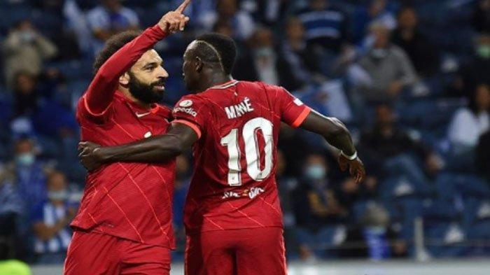 Hasil Liga Inggirs : Antiklimaks Liverpool dan Manchester City Berbagi Angka