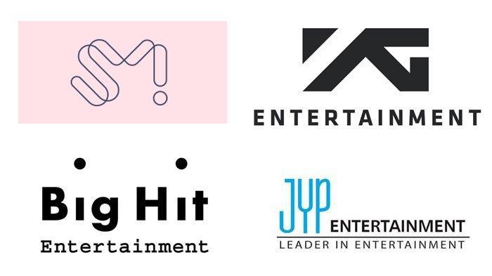 SM Entertainment Posisi Pertama Agensi Pendapatan Tertinggi 2018, JYP Entertainment Alami Penurunan