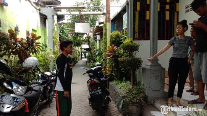 Ditinggal Bertamu ke Rumah Teman, Motor Warga Kota Malang Dicuri, Pelaku sempat Kepergok Ketua RT
