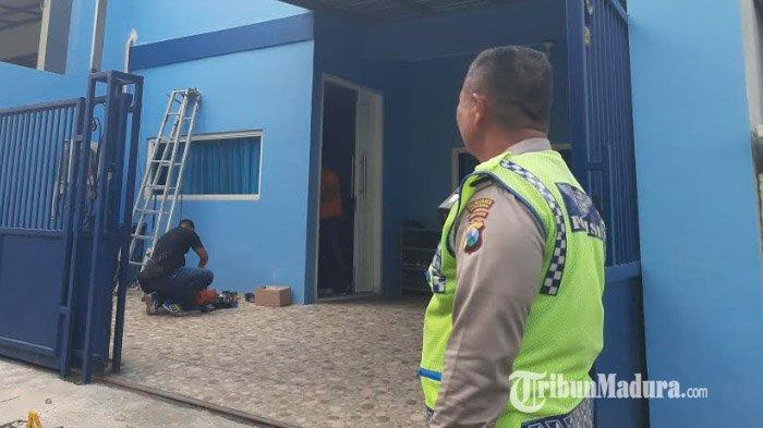 BREAKING NEWS: Seorang Nenek Diduga Digorok Perampok di Surabaya, Muntahan Darah Keluar dari Mulut