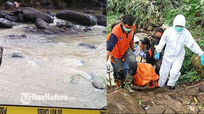 Hendak Buang Air Besar, Warga Temukan Jasad Perempuan Tanpa Busana di Sungai, Begini Kondisinya