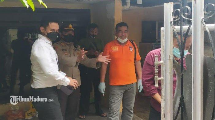 Bermandikan Darah, Pemuda Surabaya Ditemukan Tewas, Sempat Terima Tamu Wanita Sebelum Kematiannya