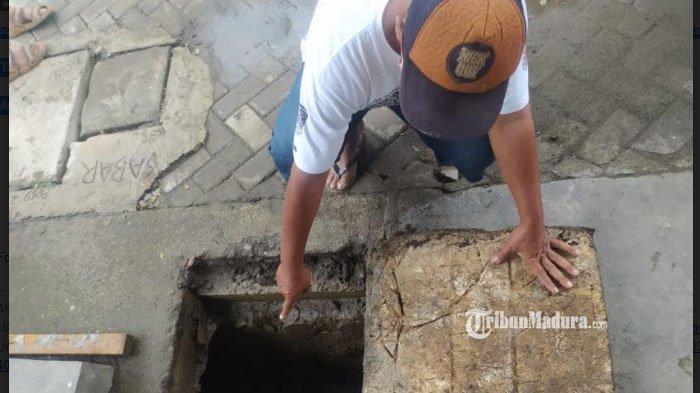 11 Hari Menghilang, Kakek Ditemukan Tewas di Gorong-Gorong, Sempat Sebabkan Saluran Air Warga Mampet