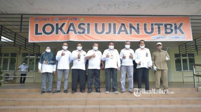 UTBK SBMPTN 2021 di UTM, Pelaksanaan Tes di Universitas Trunojoyo Madura hingga 30 April 2021