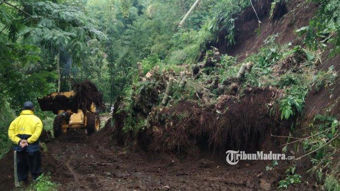 Kota Batu Sering Dilanda Longsor, Ada 26 Titik Longsoran Sejak Awal Januari 2021