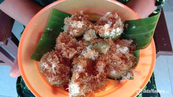 Nikmat dan ManisnyaLopes,Kuliner Khas Madura yang Mulai Punah di Pamekasan