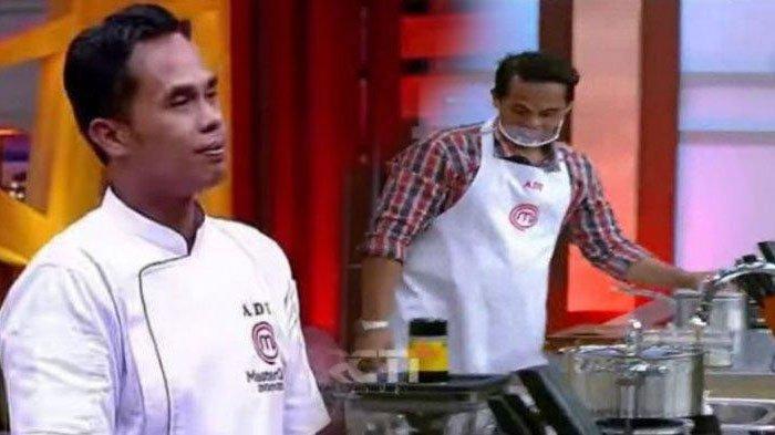 Profil dan Biodata Lord Adi atau Pak Adi, Peserta MasterChef Indonesia Season 8, Berakhir di Top 3