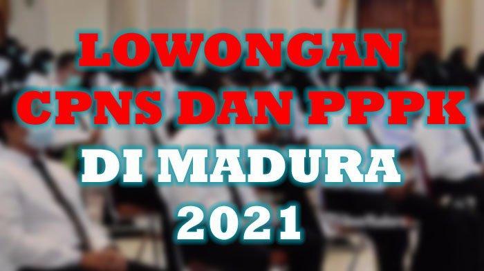 Pendaftar Rekrutmen CPNS dan PPPK di Sampang Membeludak, Jumlahnya 3 Kali Lipat dari Formasi