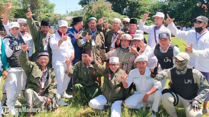 Ratusan AnggotaLPI dan FPI se-Madura Nyatakan Dukungan untuk Prabowo-Sandiaga Uno pada Pilpres 2019