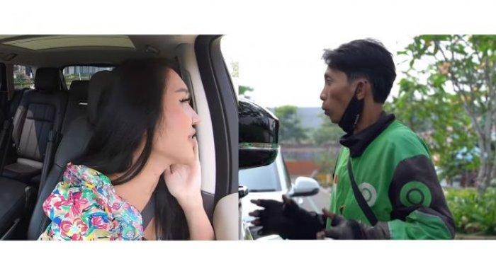 Bikin Kaget Driver Ojek Online, Lucinta Luna Prank Pakai Suara Aslinya, Boy William Tertawa Ngakak