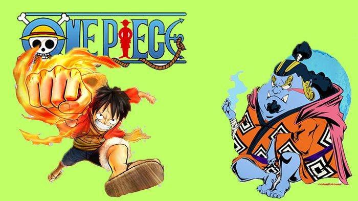Spoiler Serial Komik One Piece Chapter 977, Luffy Bahagia dan Penyambutan Jinbe di Tim Topi Jerami