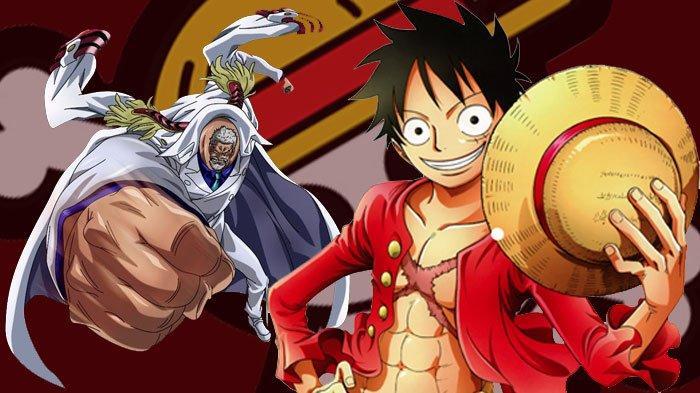 Epic, Spoiler Serial Komik One Piece Chapter 959, Kakek Luffy Turun Tangan dan Pesta di Onigashima