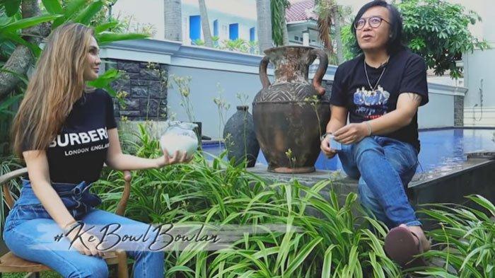 Ari Lasso Akui Sering Cium Kaus Kaki Setelah Dilepas, Luna Maya Hanya Tertawa Saat Ditanya Balik
