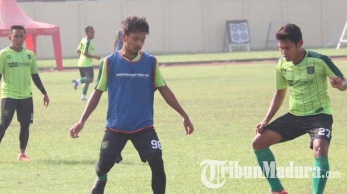 Gelandang Persebaya Fandi Eko Utomo Semakin Terpacu Jelang Lawan Mantan Timnya Madura United