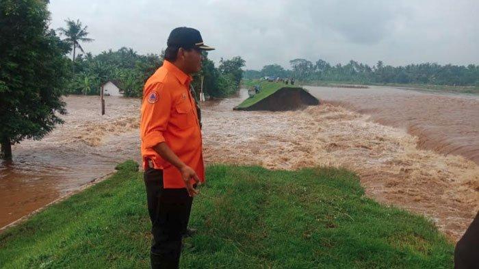 BPBD Jember Waspadai Bencana Alam yang Diakibatkan Musim Penghujan di Jember
