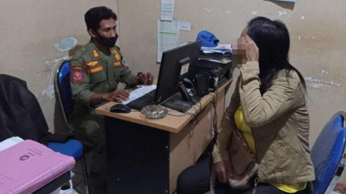 Tempat PSK di Pamekasan Kena Razia Satpol PP, 1 Wanita Kedapatan Mangkal di Warung Remang-Remang