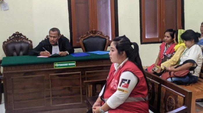 Mabuk Sabu Bareng Pacar di Kamar Kos, Pemandu Lagu di Surabaya Hanya Divonis Ringan oleh Hakim