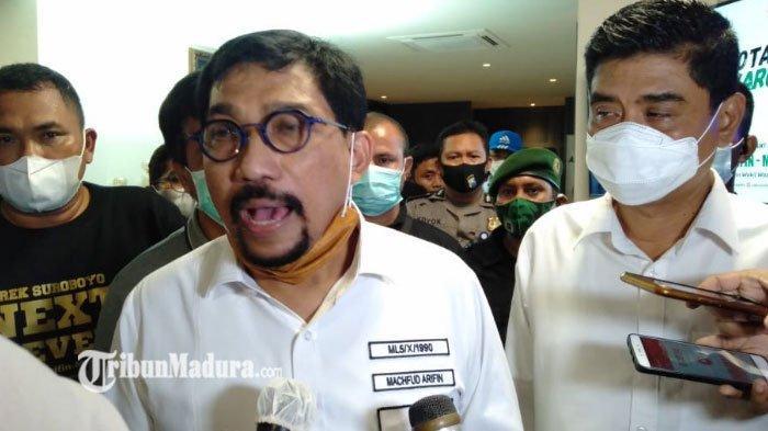 Profil dan Biodata Machfud Arifin, Jenderal Polisi yang Maju Pilkada Surabaya 2020, Simak Karirnya