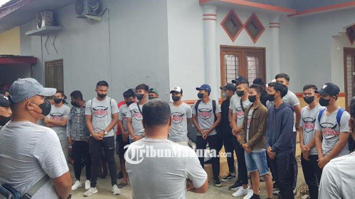 Madura FC Jajal Kekuatan Pasuruan, Mojokerto dan Sidoarjo di Laga Uji Coba