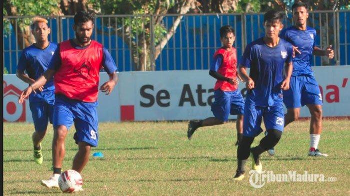 Madura FC Vs Persik Kediri Jadi Motivasi Tuan Rumah untuk Bangkit, Pemuncak Klasemen Ogah Digoyang