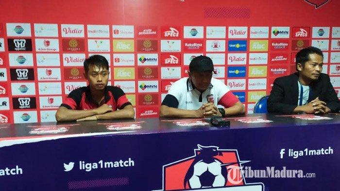 Ditahan Imbang Persiraja, Pelatih Madura United Sesali Tim Ikuti Tempo Permainan Lawan yang Lambat