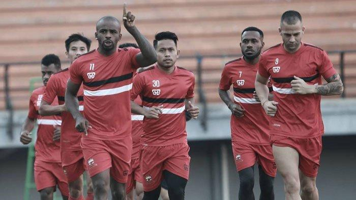 Rekor Tak Terkalahkan Madura United Sepanjang Liga 1 2019 Terputus, Dihentikan Persipura Jayapura