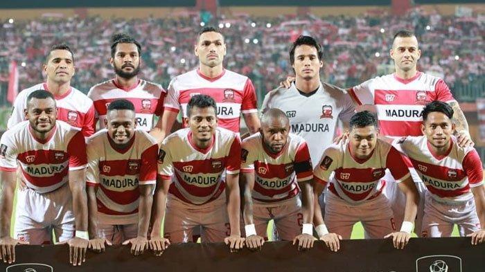 Leg 1 Piala Indonesia PersebayaVsMadura United,Laskar Sapeh Kerrab Tanpa 4 Pemain Andalan