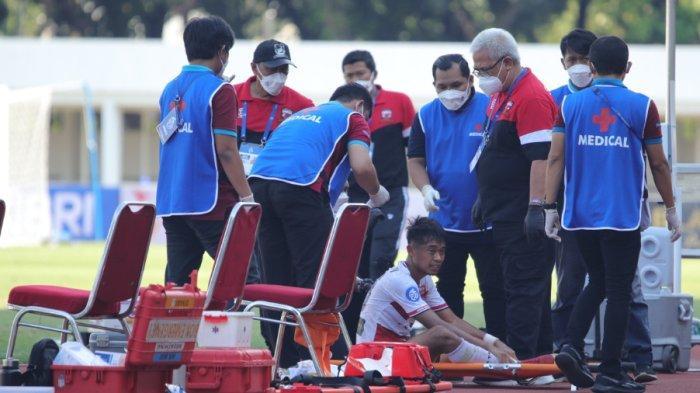 Kemenangan Penting Madura United atas PSS Sleman, Penyerang Muda Kevy Jadi Tumbal Dapat Enam Jahitan