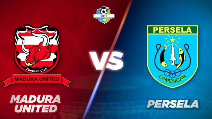 Preview Madura United Vs Persela Lamongan, Misi 2 Pelatih Putus Trend Negatifdi Laga Pamungkas