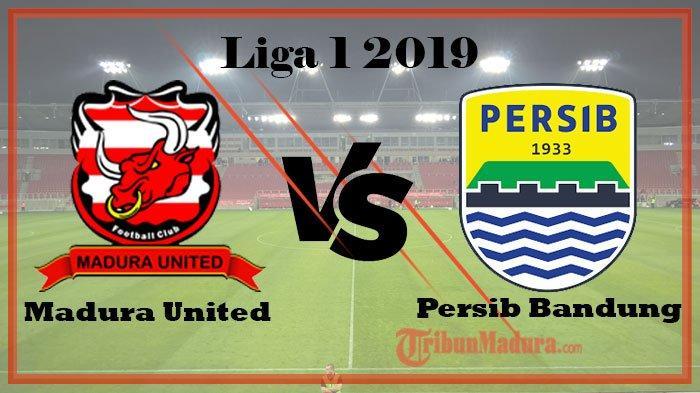 Madura United Vs Persib Bandung, Duel Klub Besar, Persib Ingin Akhiri Catatan Negatif Bertemu MU