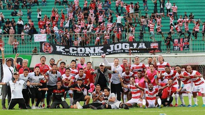 Madura United Sempat Berniat Pinjam Sandi Firmansyah Dari Arema FC, Kekurangan Kiper Jadi Faktor