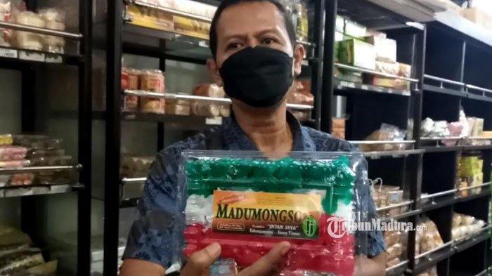 Jejak Tikus Ditemukan di Tempat Penjualan Oleh-Oleh di Tulungagung saat Razia Makanan Jelang Lebaran