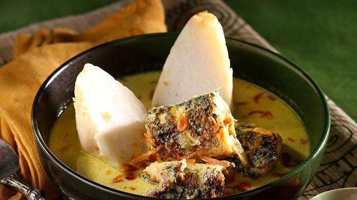 Resep Ketupat Sayur dan Sayur Ketupat Betawi Sedap ala Rumahan, Makanan Khas Lebaran Idul Fitri