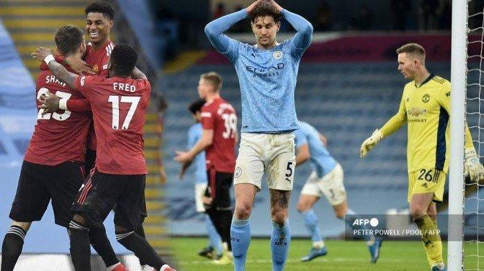 Klasemen Liga Inggris dan Hasil - Derby Manchester Berubah Merah, Liverpool Makin Terpuruk