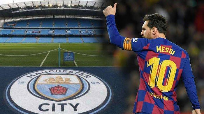 Manchester City Harus Waspada Jika Rekrut Lionel Messi, 'Dikecam' Mantan Chelsea: Terlihat Lemah