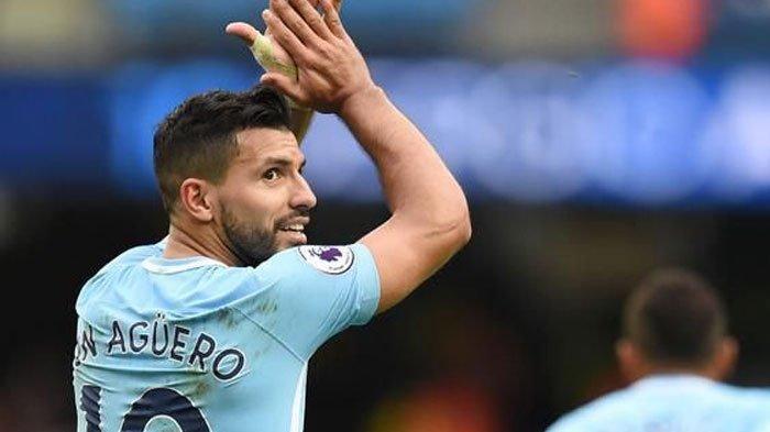 Tinggalkan Manchester City, Sergio Aguero Pindah ke Barcelona, Luis Suarez Beri Dukungan Sang Pemain
