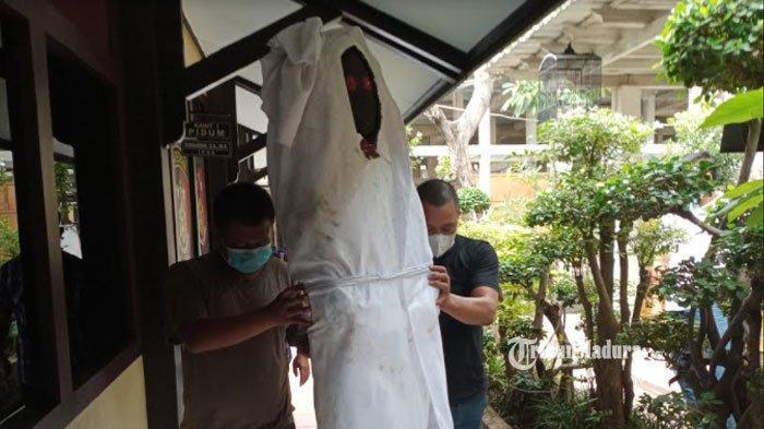 Maling Kedapatan Gondol Manekin Pocong Prokes, Alasan Pelaku Terungkap Karena Iseng Menakuti Teman
