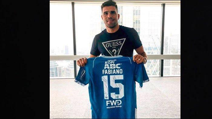Lika-Liku Mantan Bek Madura United Fabiano Beltrame, Pamitan Lewat Sosmed Hingga Berlabuh di Persib