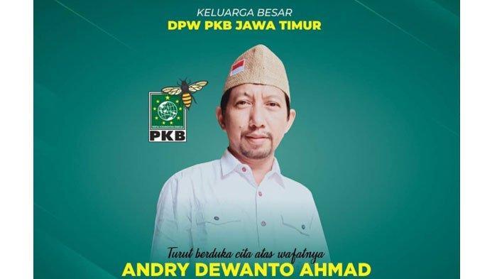 Mantan Ketua KPU Jatim Meninggal Dunia, Rekan Kenang Sosok Nyata Almarhum Andry Dewanto Ahmad